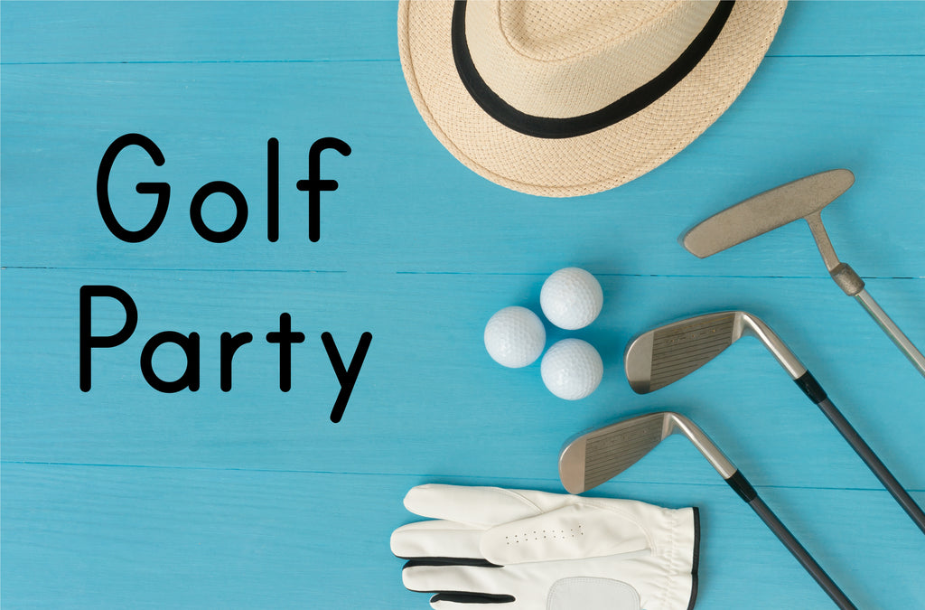 Golf Party- Hole in One