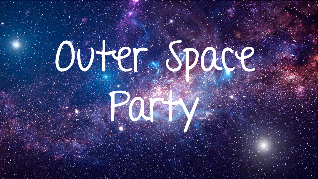 Outer Space Theme