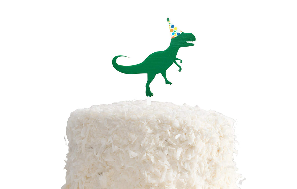 Dinosaur Cake topper for any party