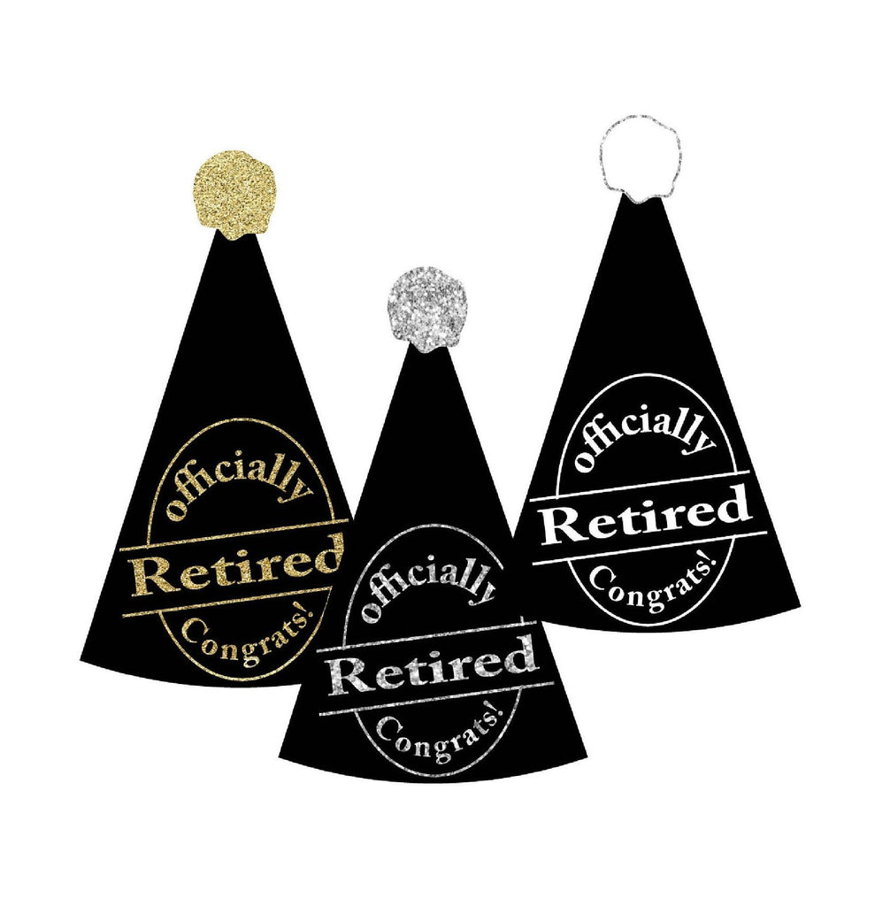 Retirement Party Decorations and Party Supplies