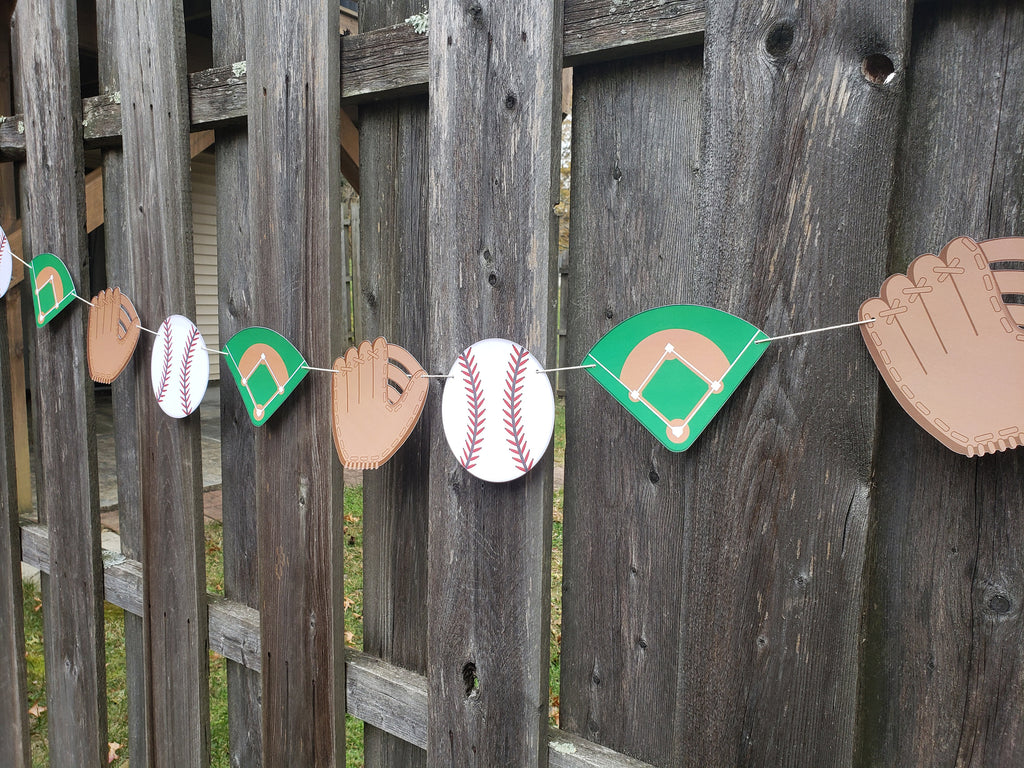 Baseball Banner for sports themed party