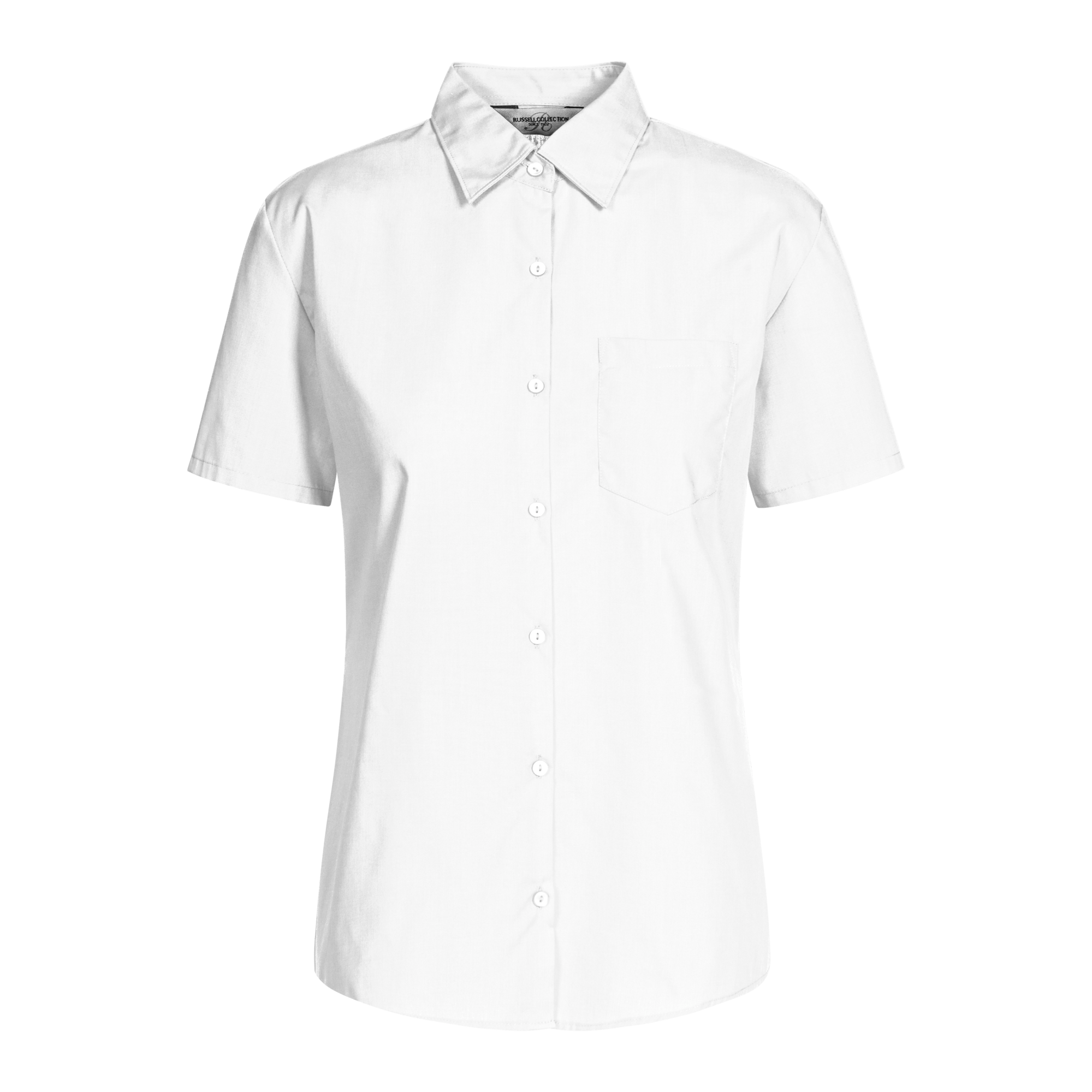 Girl's Short Sleeve Blouse (DP Students ONLY)