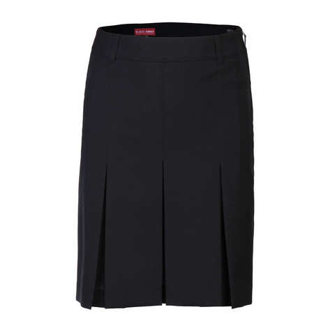 Girl's Pleated Skirt