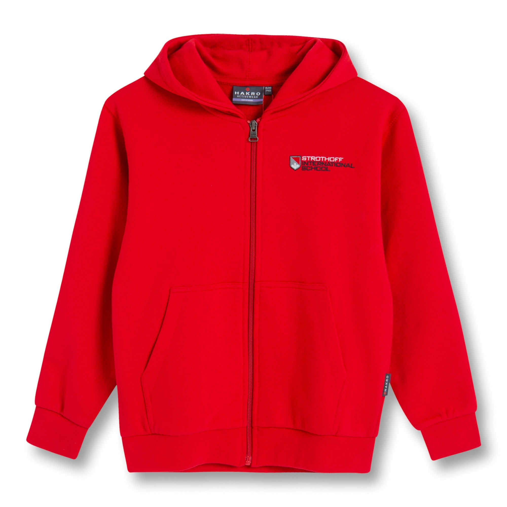 Child´s Zip Hoody