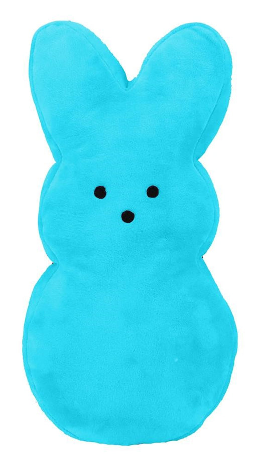 "Fabric Bunny Wreath Attachment - Turquoise - 14.5""H-Mels Crafty Mojo LLC"