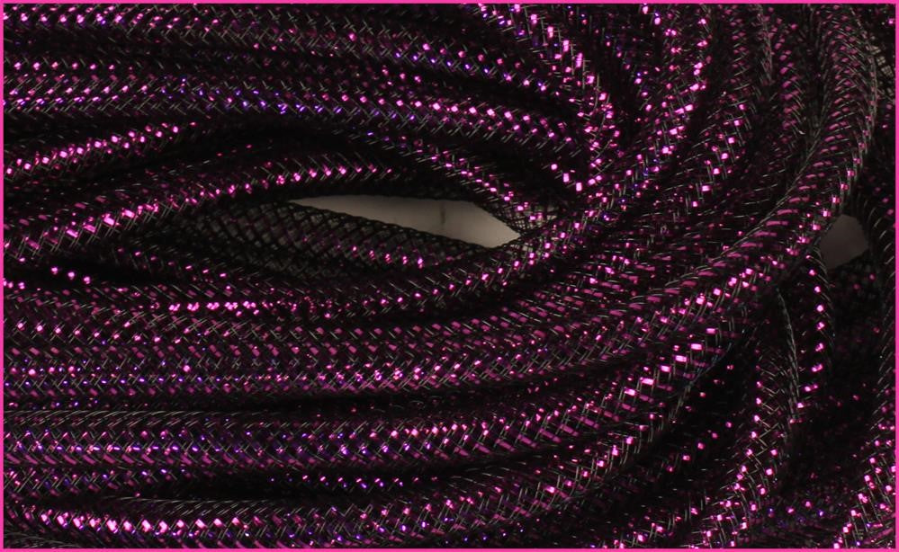 Deco Flex Tubing - Antique Purple - 8mm x 30 Yd