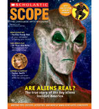 Scholastics Scope Magazine (to be distributed monthly in class)