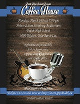 Coffee House-Monday March 16, 2015