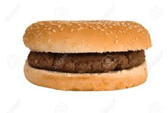 8a) Hamburger $5.25 each