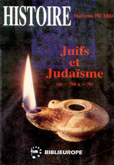 Juifs et Judaism-Tome 1      Sect. Francaise Only