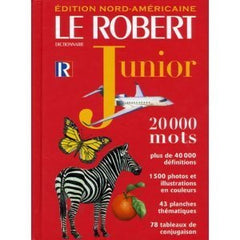 Le Robert Junior Illustre 2002 Edition (FR/FR) (do not re-order if already have it)