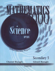 Mathematics 3000 Sec 5 Science workbook