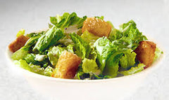 6b) Parve Side Ceasar Salad (dressing on side ) on Chicken Nugget Day