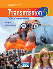 Transmission Cahier 5 (All except Section Francais)