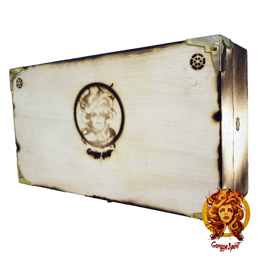 Gorgon Spirit - Gift Box Top