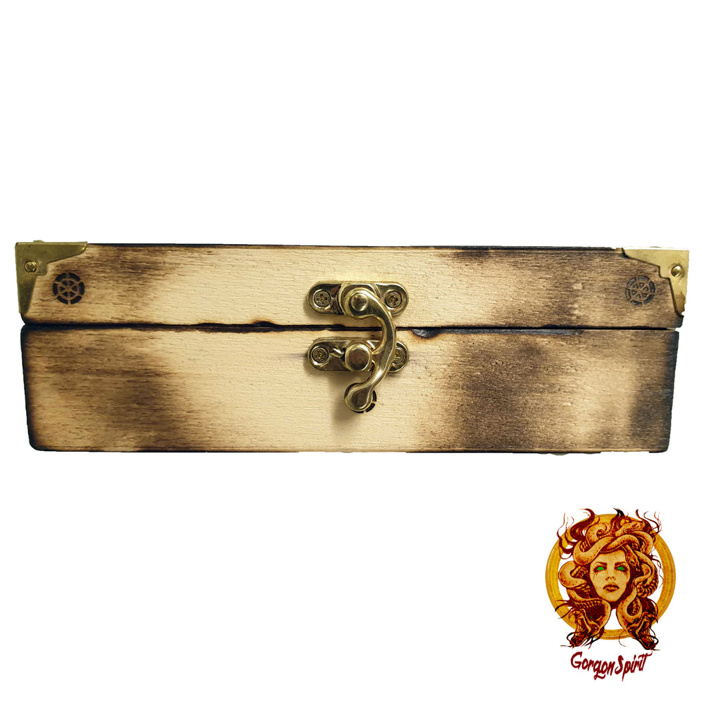 Gorgon Spirit - Gift Box Front Closed