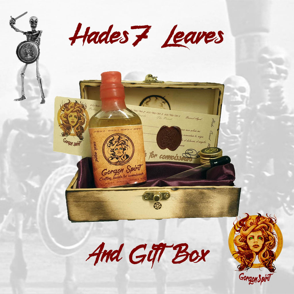 Gorgon Spirit - Hades 7 Leaves - Gift Box