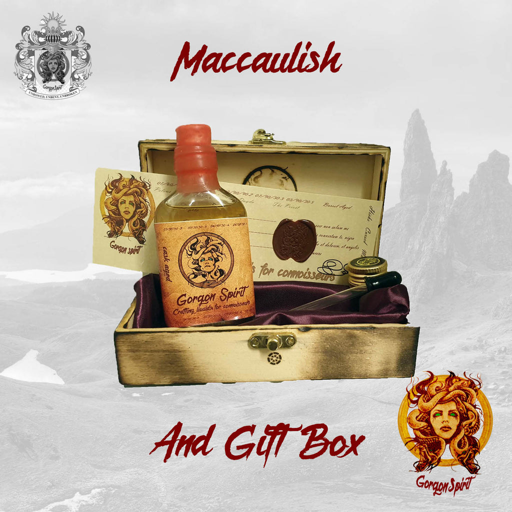 Gorgon Spirit - The Maccaulish - Gift Box