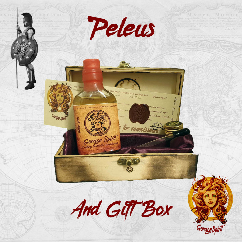 Gorgon Spirit - Peleus - Gift Box