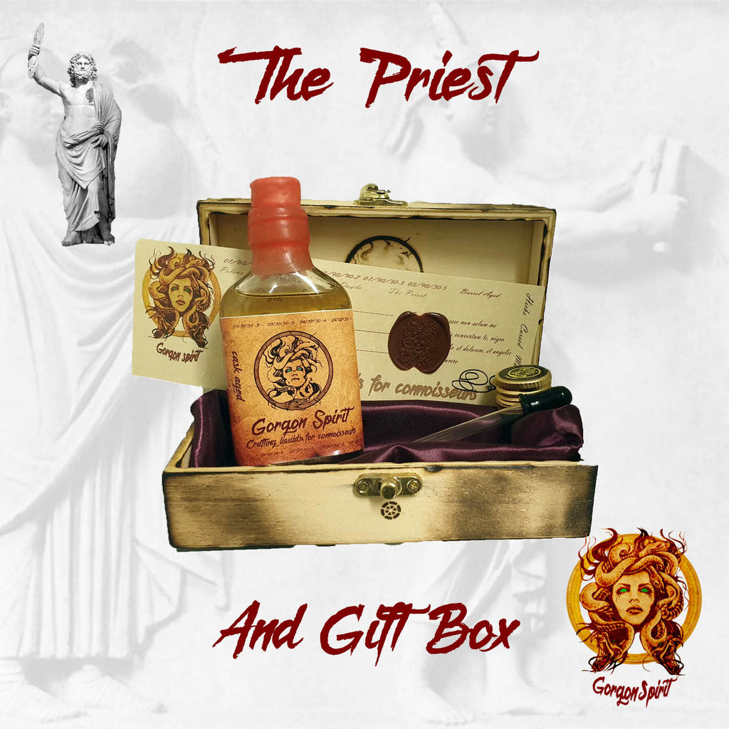 Gorgon Spirit - The Priest - Gift Box