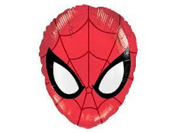 Folieballong - Spiderman