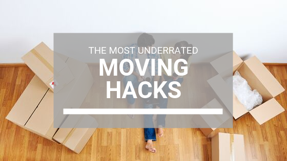 The Most Underrated Moving Hacks