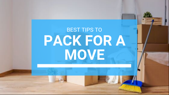 How to Pack for a Move