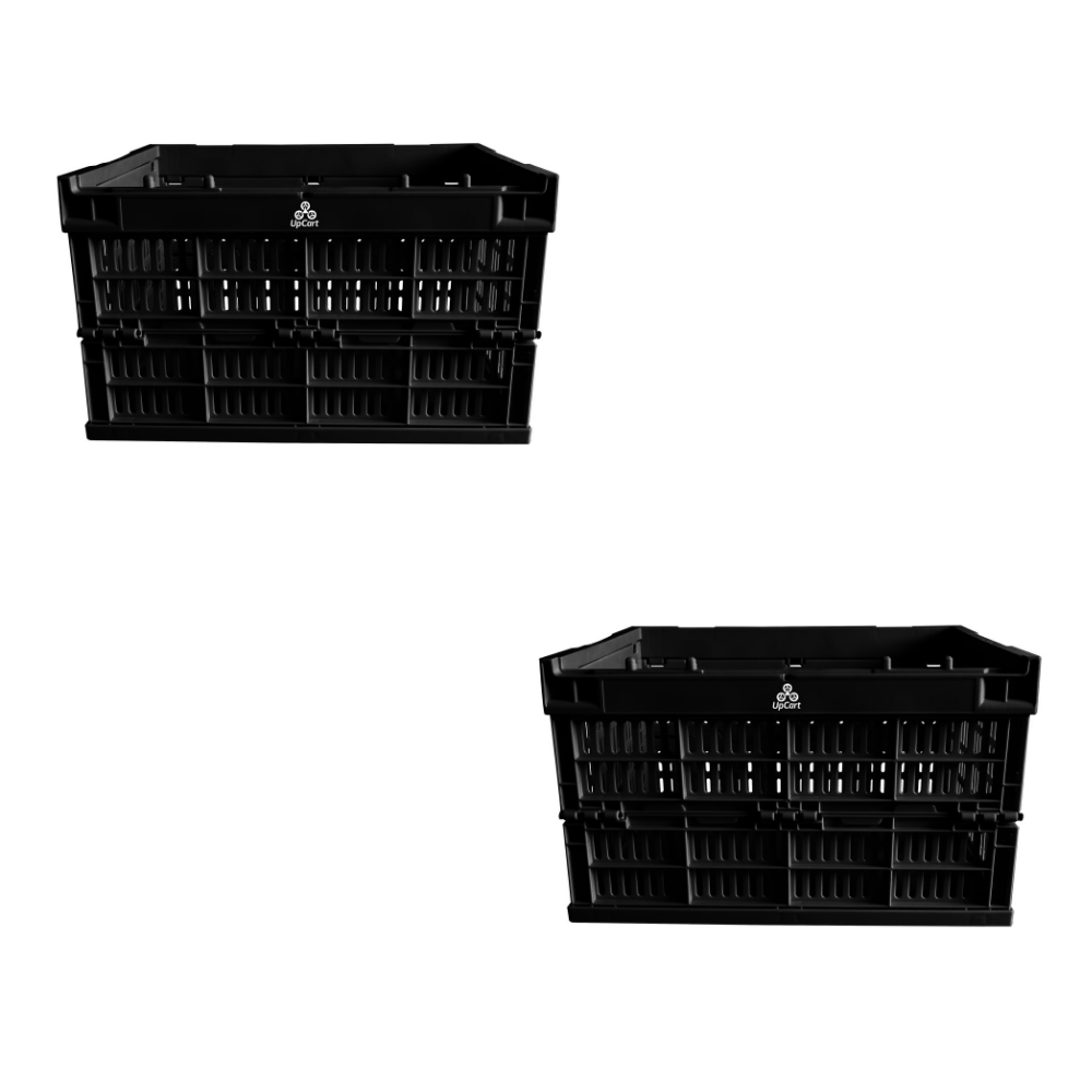 UpCart® Fold-A-Crate 2 Pack