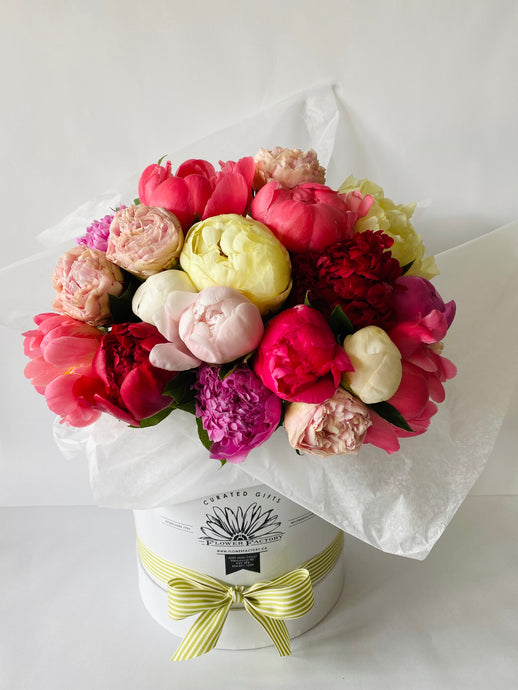 Peonies Please!