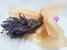 Load image into Gallery viewer, Dried Lavender Flower Posie