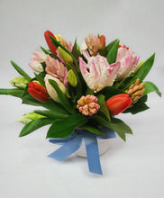Load image into Gallery viewer, Tulip & Hyacinth Arrangement