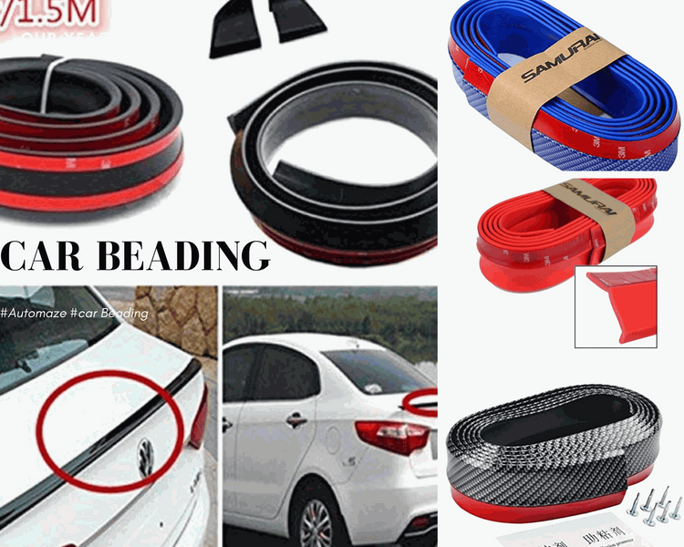 Car Protective & Styling Beadings