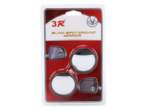 3R round mirror with packing
