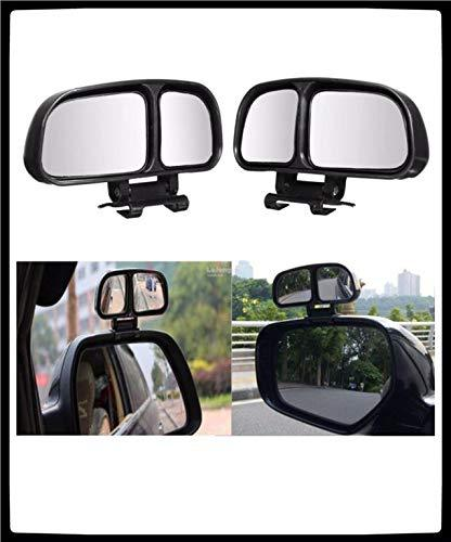 3R-028 rear view blind spot with double mirror
