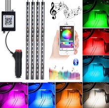 Load image into Gallery viewer, 18 Led Car Atmosphere light for all car