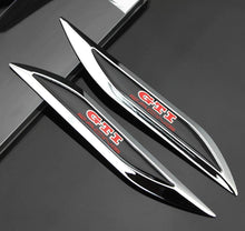 Load image into Gallery viewer, 3d metal knife logo for volkswagen Car