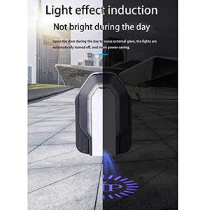 Light effect induction for mercedes benz cars