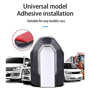 Universal Mode Adhesive installation, shadow light for all volkswagen car