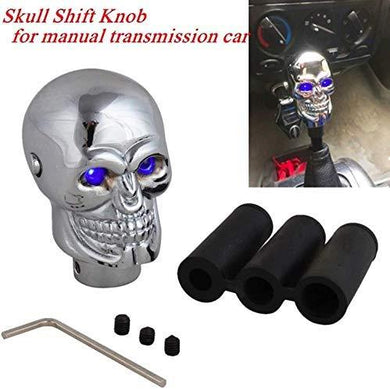 3D Skull gear knob for all cars
