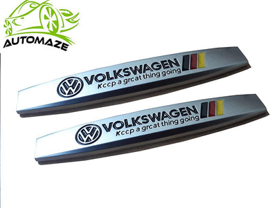 3D Volkswagen logo for all cars