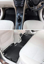Load image into Gallery viewer, Automaze 3D/4D Complete Car Floor/Foot Mats with Third Row, Trunk Mat for Honda Mobilio | Tray Fit, Beige Colour | 6 Months Warranty
