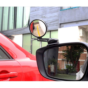 Adjustable Rear View Mounted Mirror