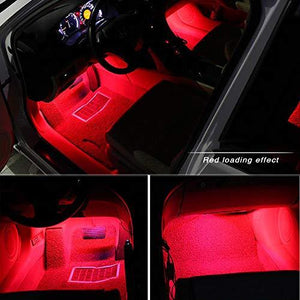 Red Led Strip Atmosphere Lamp