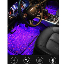 Load image into Gallery viewer, Under dash lighitng of Car
