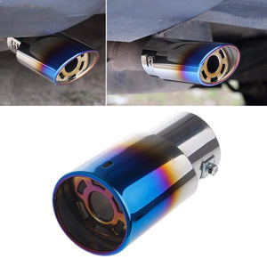 Just focus on Stainless steel muffler of Car
