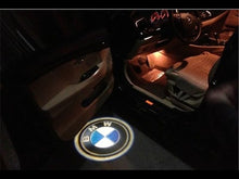 Load image into Gallery viewer, BMW Logo in car Door Light