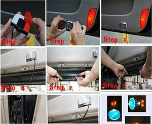 Installation Guide for Car Shadow Light