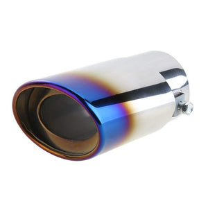 Oval Shapped Exhaust tail muffler