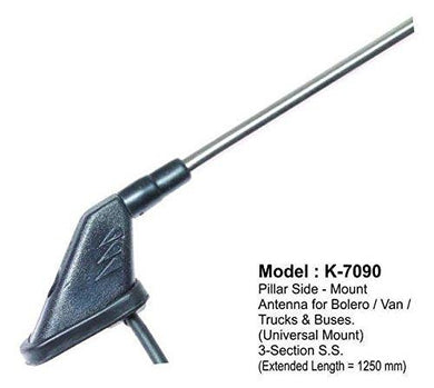 Model K-7090 antenna for mahindra bolero