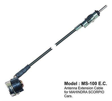 Model MS-100 antenna for mahindra scorpio